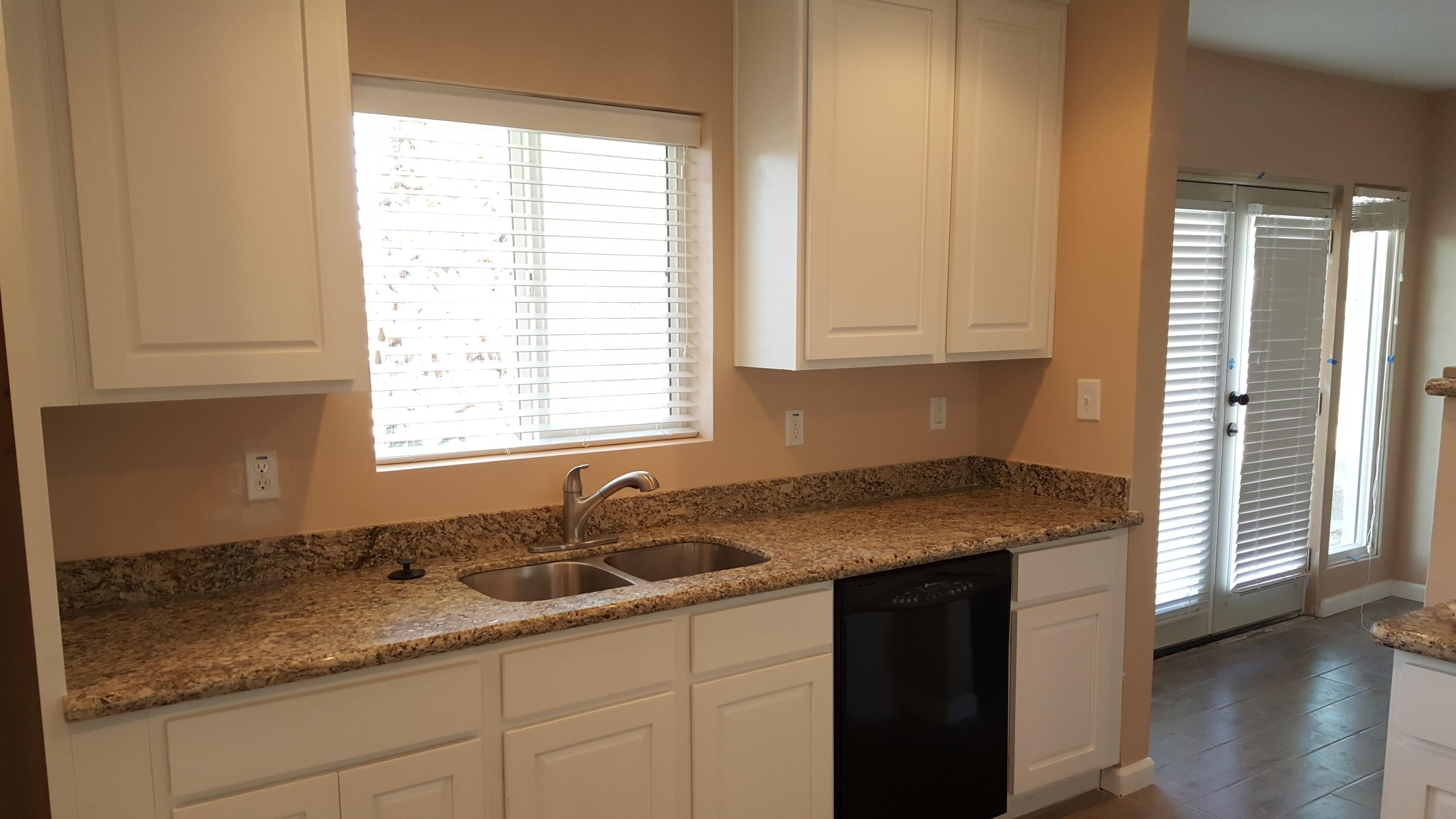 In Home Are The Kitchen And Bathrooms Well You Will Not Be In This Home The  Kitchen Has All New Plumbing Cabinets And Granite Counters